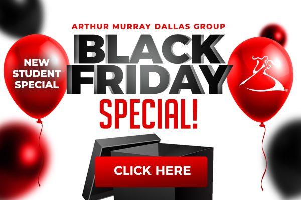Arthur Murray Black Friday Specials!